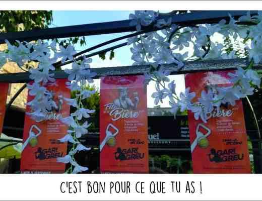 Gari Greu Fête de la Bière Balazuc Ardèche