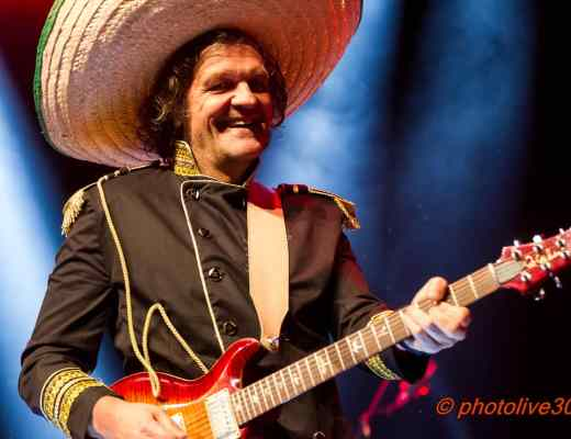 Emir Kusturica & The No Smoking Orchestra Paloma Nîmes 21 octobre 2018 Photolive30