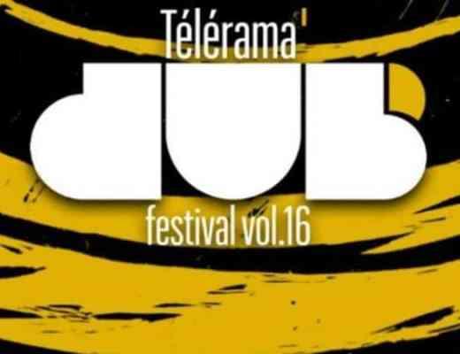 concert programme Télérama Dub Festival 2018