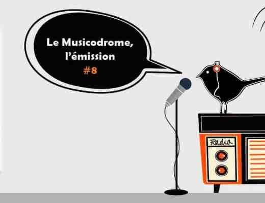 émission musique podcast le musicodrome mars 2019
