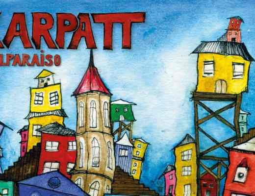 nouvel album karpatt valparaiso 2019