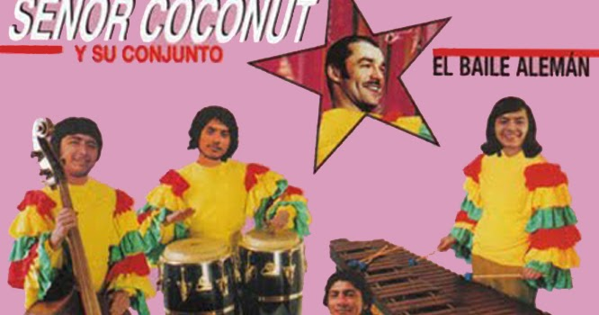 Señor Coconut - 2000 El Baile Alemán