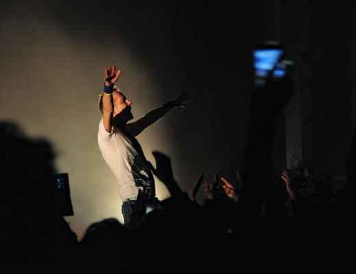 photos les wampas concert nimes 2020