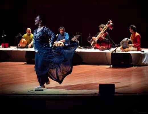 photos drums of india concert lyon 2020