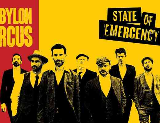 chronique babylon circus state of emergency 2020