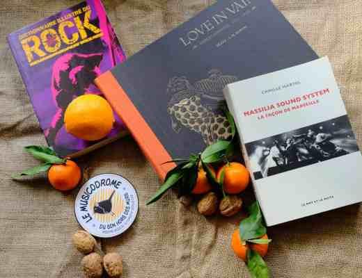 idées cadeaux livres musique noel 2020