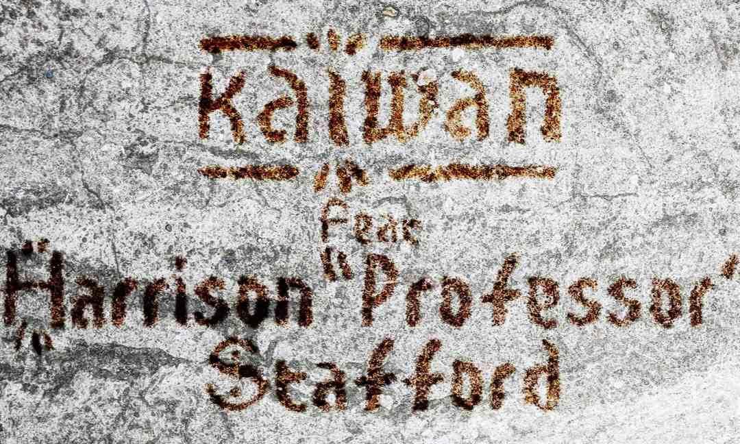 kaiwan à la dérive clip