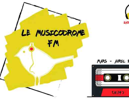 playlist le musicodrome fm mars avril 2021