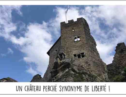 los tres puntos chateau l'arpiste 17 juillet 2021