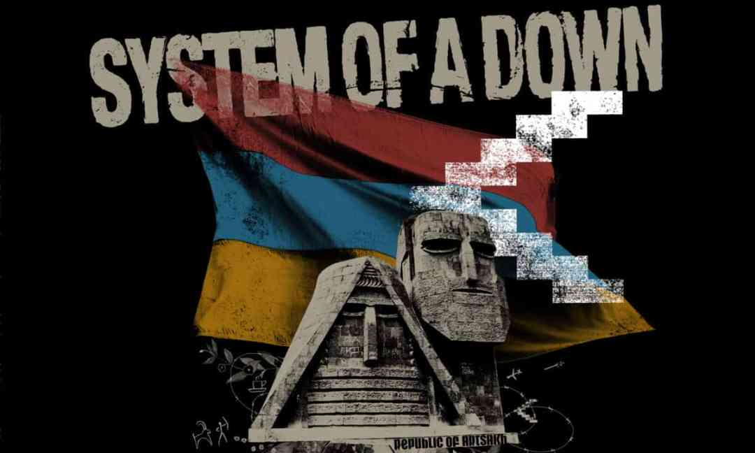 system of a down protect the land 2020