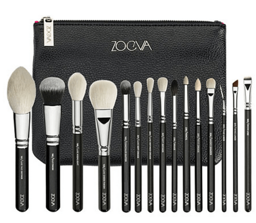 Zoeva Luxe Ccomplete Professional Brush Set