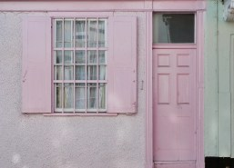 Pink house, Oxford