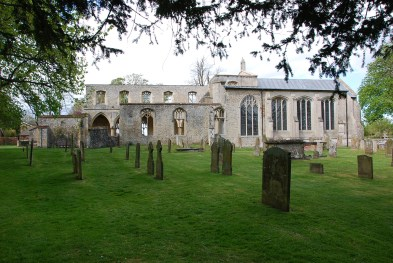 Oxborough Church and Cemetery