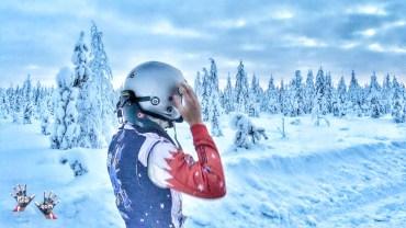 Arctic Rally racer