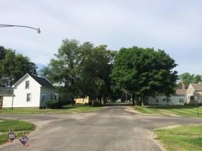 """""""My"""" street in Elkhart"""