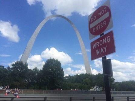 Sant Louis Arch