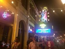 Sant Louis at night