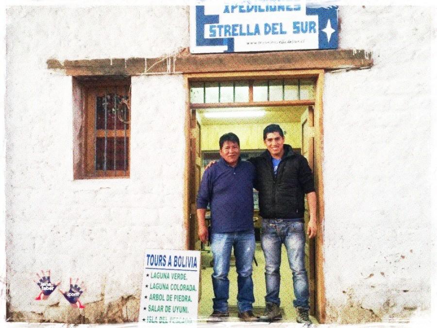 Estrella del Sur tour agency