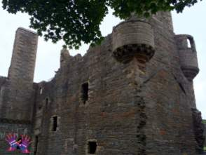 The Earl's Palace, Kirkwall, Orkney