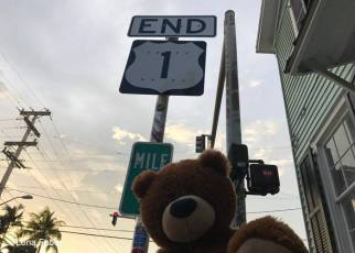 The end of US 1