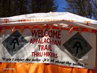 Tennessee Trail Magic