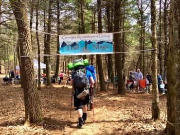 Georgia Adventure's Group Trail Magic