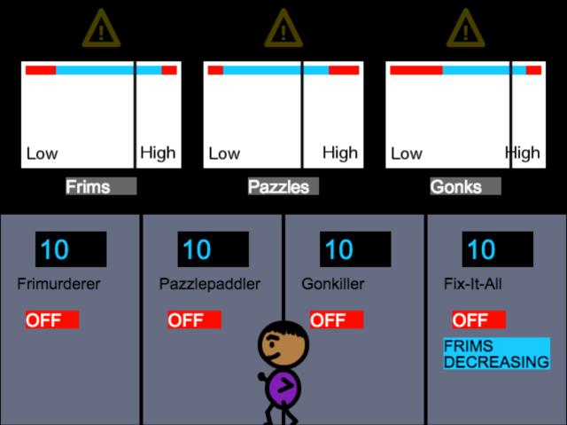 Lena LeRay's Games Portfolio - Worst Gnome at the Factory screenshot