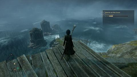 Screenshot from my first playthrough of Dragon Age: Inquisition