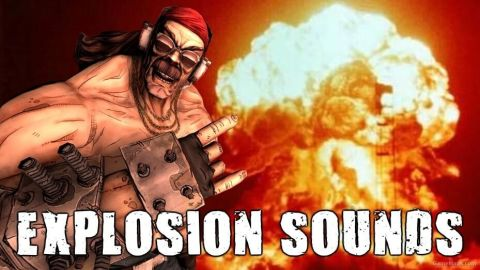 Mister Torgue explosion sounds