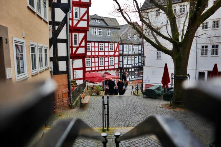 Old Town Marburg