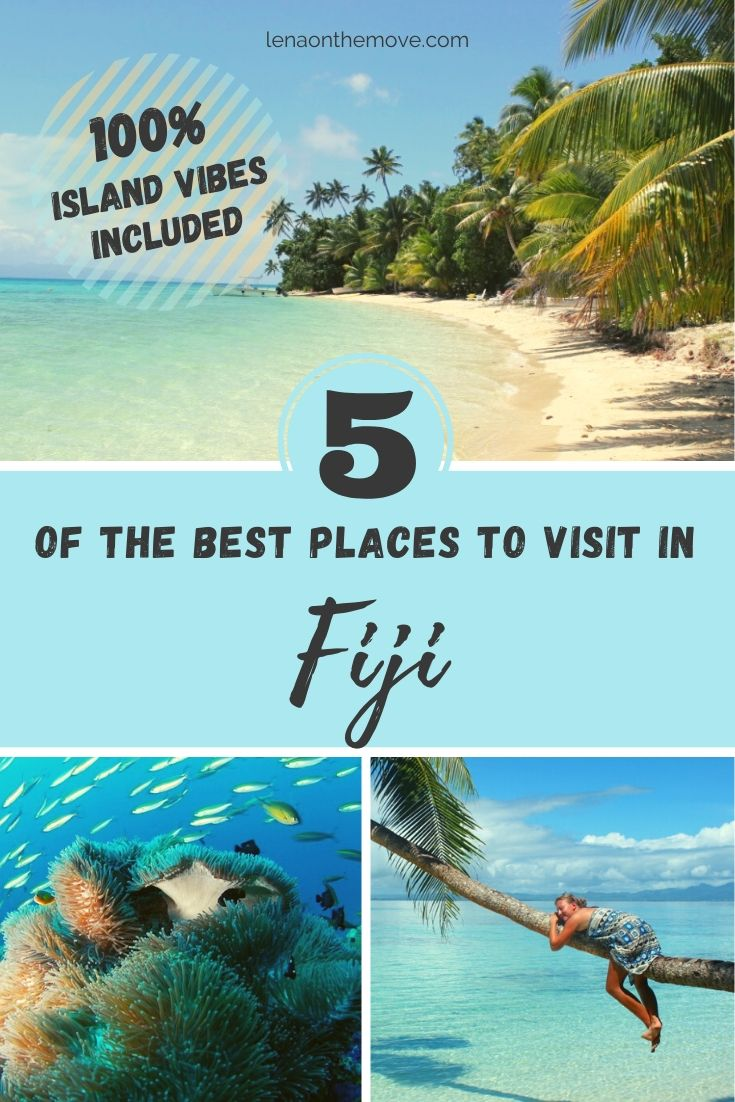 Best Places Fiji