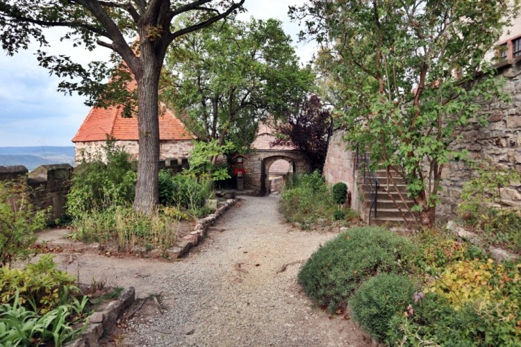 Leuchtenburg Castle Grounds