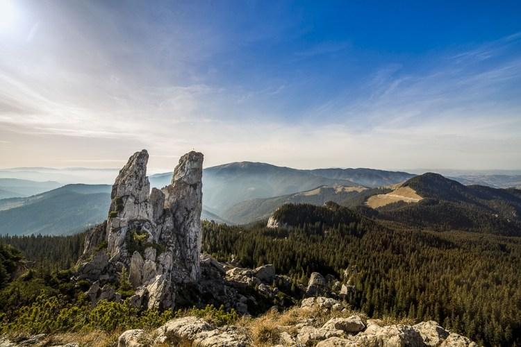 Romania Mountains