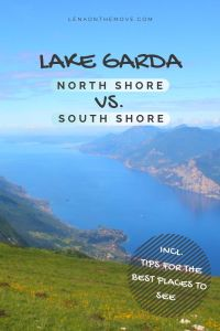 North Shore vs South Shore Lake Garda