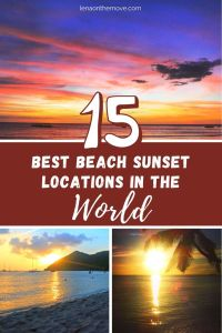 Best Beach Sunset Locations In The World