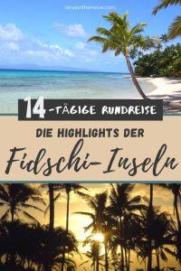 Fidschi Rundreise