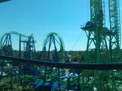 Six Flags Goliath O.o