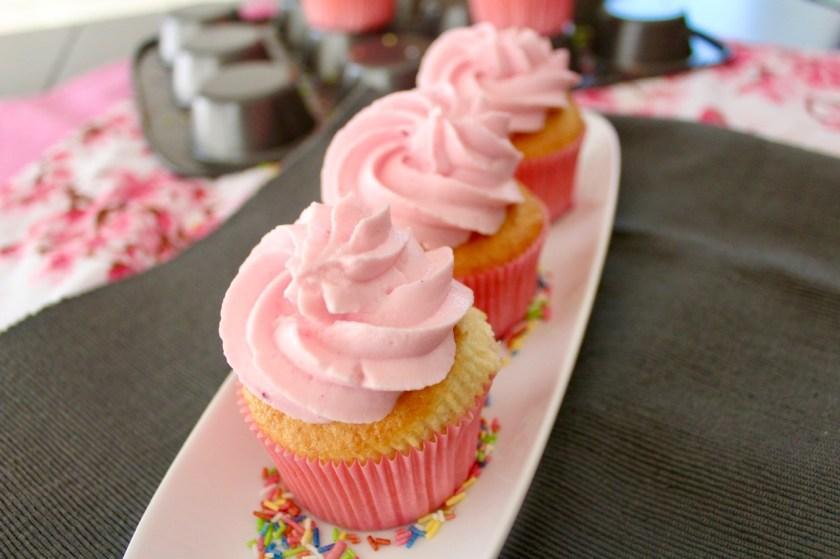 Cupcake ohne Sprinkel