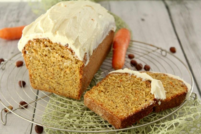Karottenkuchen Carrot Cake