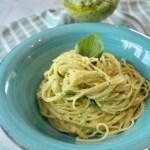 Pasta mit Broccoli-Pesto