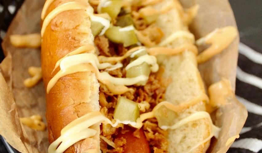 Hot Dog Klassisch