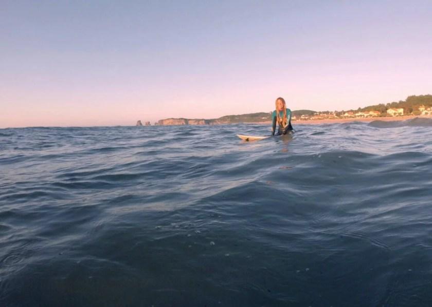 lena singla surfing
