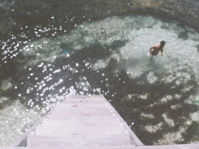 jump into the sea siargao