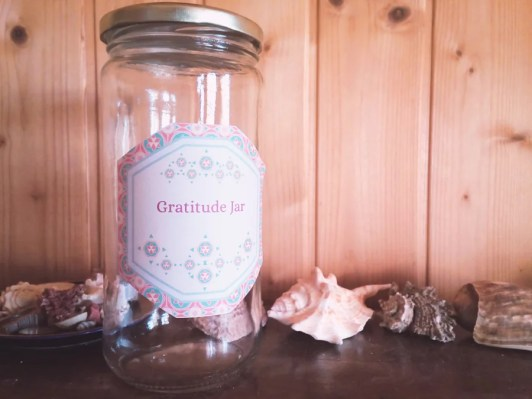 thanksgivinggratitude jar sticker free printable