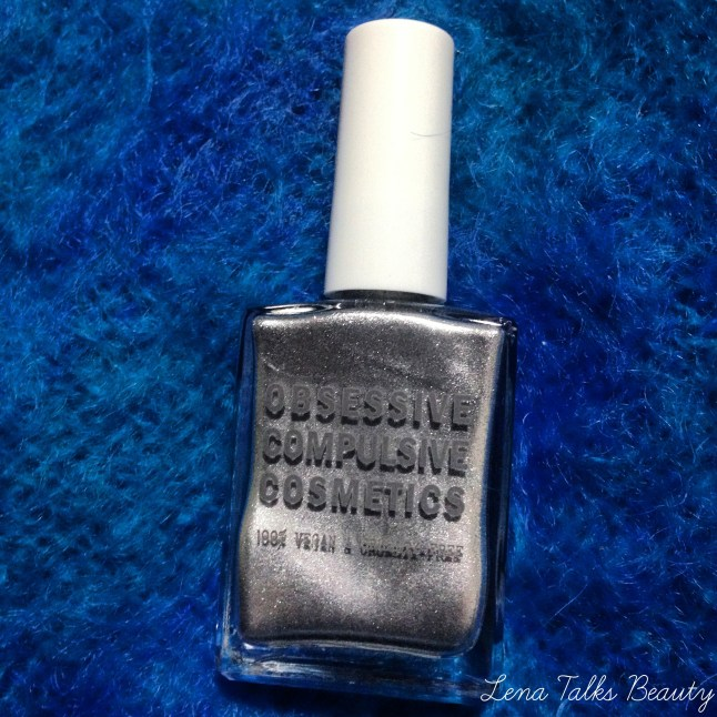 Obsessive Compulsive Cosmetics Nail Lacquer SpangleMaker