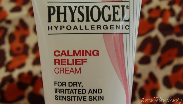 Physiogel calming relief cream