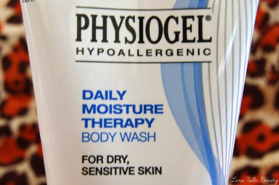 Physiogel daily moisture therapy body wash