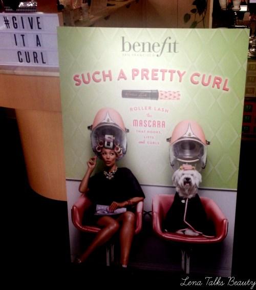 Benefit Roller Lash mascara launch