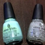 China Glaze Nail Polish – For Audrey and Fairy Dust