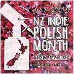 NZ indie polish month